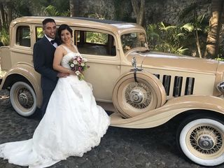La boda de Alejandra  y Gerardo 1