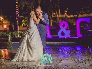 La boda de Alejandra  y Gerardo 3