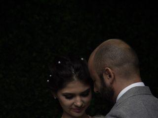 La boda de Melina  y Alan 1