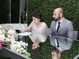 La boda de Melina  y Alan 2