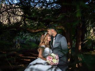 La boda de Míriam y Alex