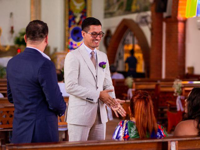 La boda de Karla y Esteban en Puerto Vallarta, Jalisco 4