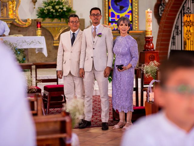 La boda de Karla y Esteban en Puerto Vallarta, Jalisco 6
