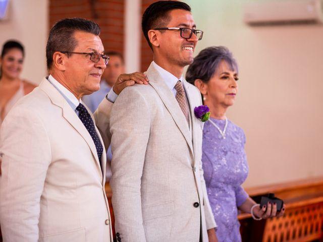 La boda de Karla y Esteban en Puerto Vallarta, Jalisco 10