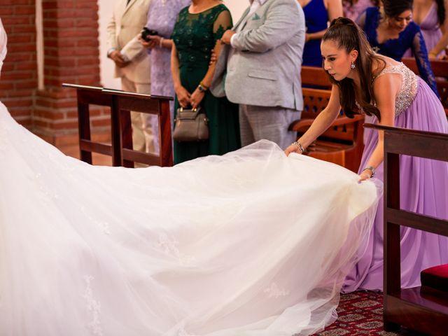 La boda de Karla y Esteban en Puerto Vallarta, Jalisco 13