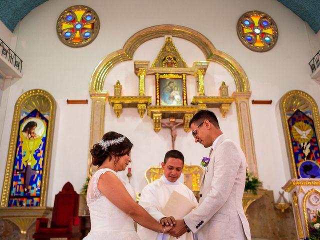 La boda de Karla y Esteban en Puerto Vallarta, Jalisco 16