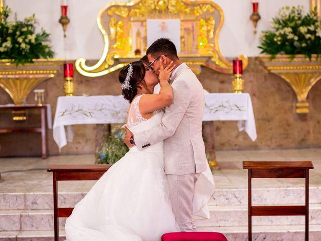 La boda de Karla y Esteban en Puerto Vallarta, Jalisco 17