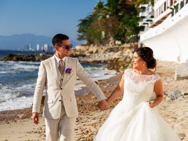 La boda de Karla y Esteban en Puerto Vallarta, Jalisco 23