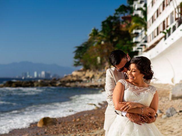La boda de Karla y Esteban en Puerto Vallarta, Jalisco 25