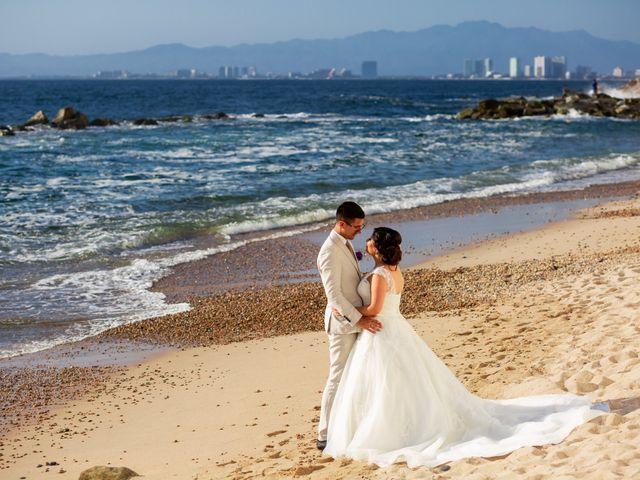 La boda de Karla y Esteban en Puerto Vallarta, Jalisco 1