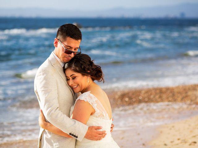 La boda de Karla y Esteban en Puerto Vallarta, Jalisco 26