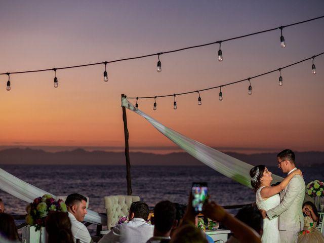 La boda de Karla y Esteban en Puerto Vallarta, Jalisco 28