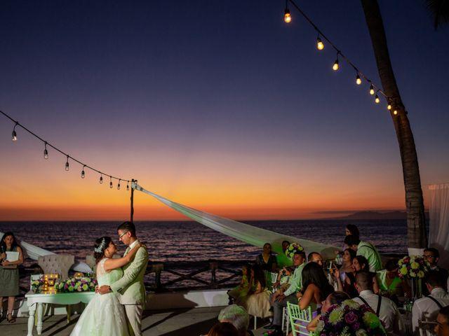 La boda de Karla y Esteban en Puerto Vallarta, Jalisco 29