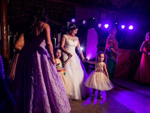 La boda de Karla y Esteban en Puerto Vallarta, Jalisco 33