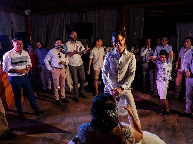 La boda de Karla y Esteban en Puerto Vallarta, Jalisco 34