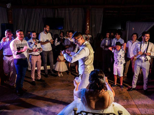 La boda de Karla y Esteban en Puerto Vallarta, Jalisco 35