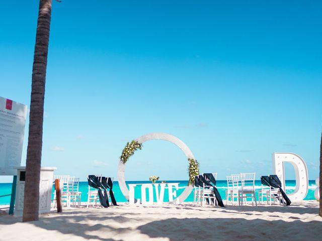 La boda de Gaby y Daniela en Cancún, Quintana Roo 7