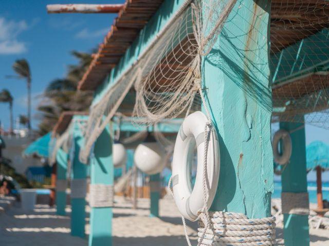 La boda de Gaby y Daniela en Cancún, Quintana Roo 9