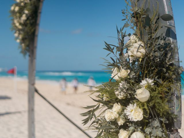 La boda de Gaby y Daniela en Cancún, Quintana Roo 11