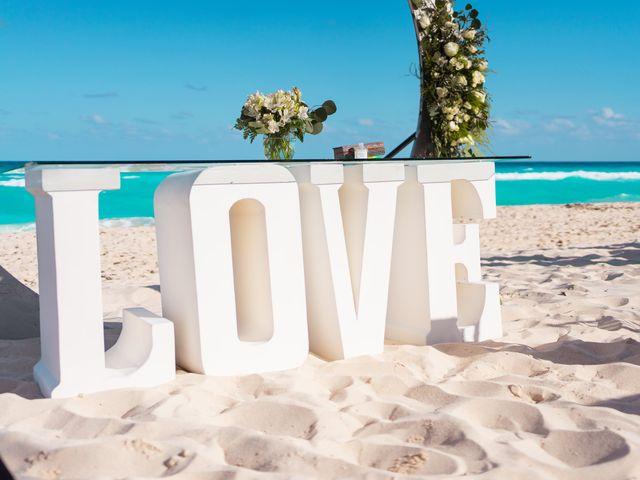 La boda de Gaby y Daniela en Cancún, Quintana Roo 13