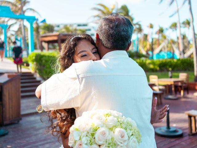La boda de Gaby y Daniela en Cancún, Quintana Roo 16