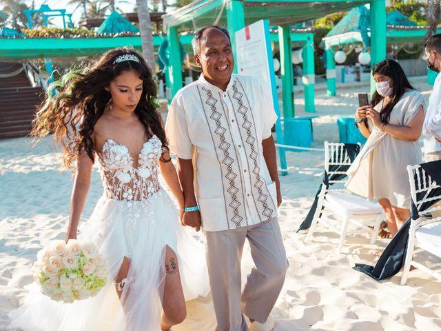 La boda de Gaby y Daniela en Cancún, Quintana Roo 19