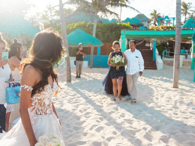 La boda de Gaby y Daniela en Cancún, Quintana Roo 20