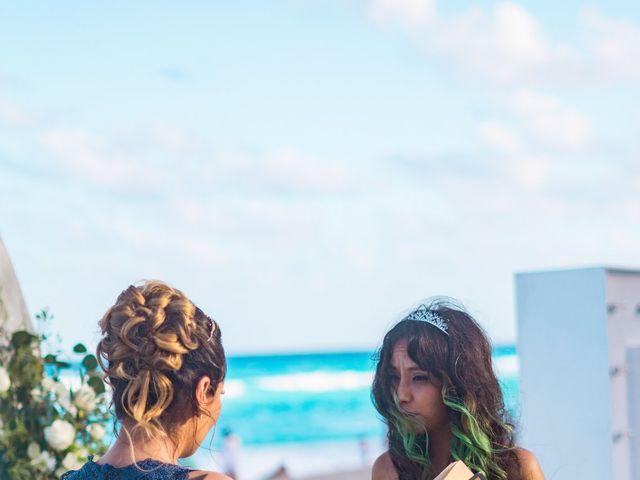 La boda de Gaby y Daniela en Cancún, Quintana Roo 28