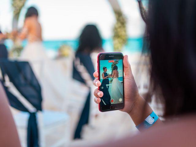 La boda de Gaby y Daniela en Cancún, Quintana Roo 29