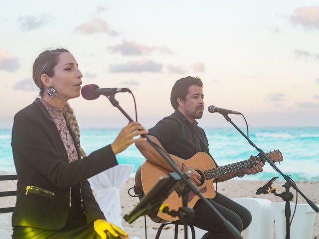 La boda de Gaby y Daniela en Cancún, Quintana Roo 64