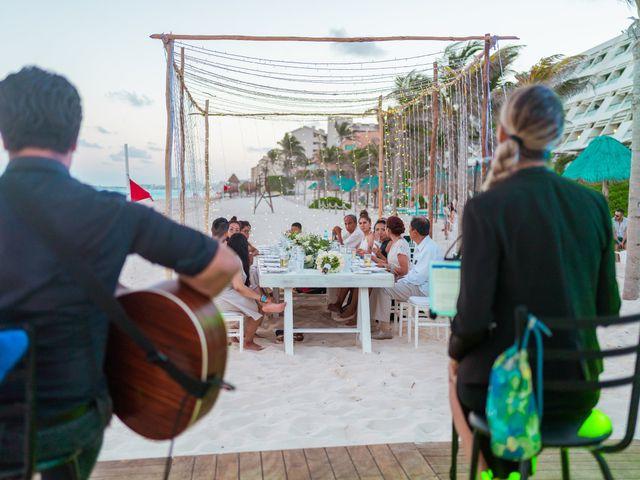 La boda de Gaby y Daniela en Cancún, Quintana Roo 66
