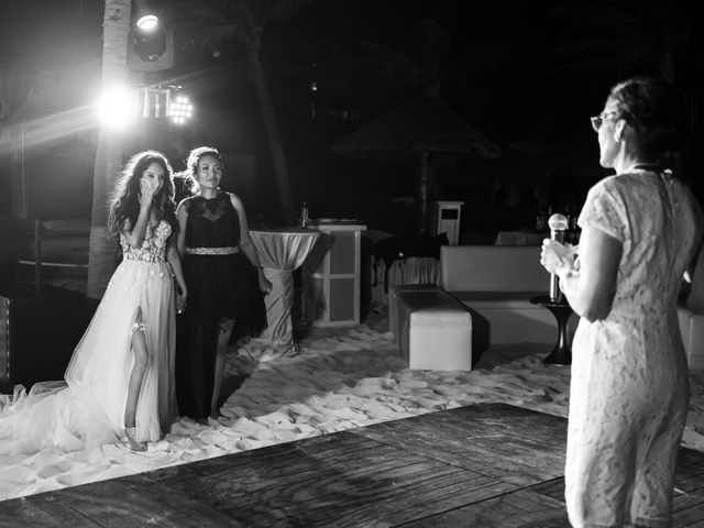 La boda de Gaby y Daniela en Cancún, Quintana Roo 73
