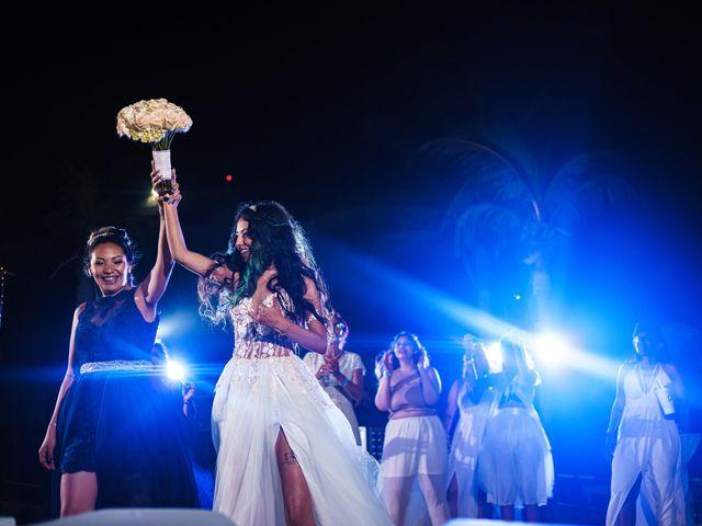 La boda de Gaby y Daniela en Cancún, Quintana Roo 84
