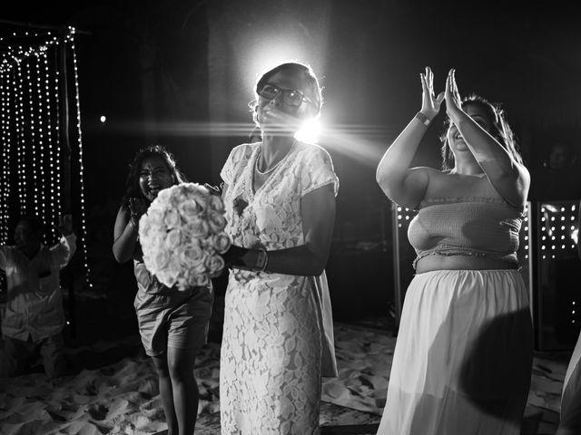 La boda de Gaby y Daniela en Cancún, Quintana Roo 86