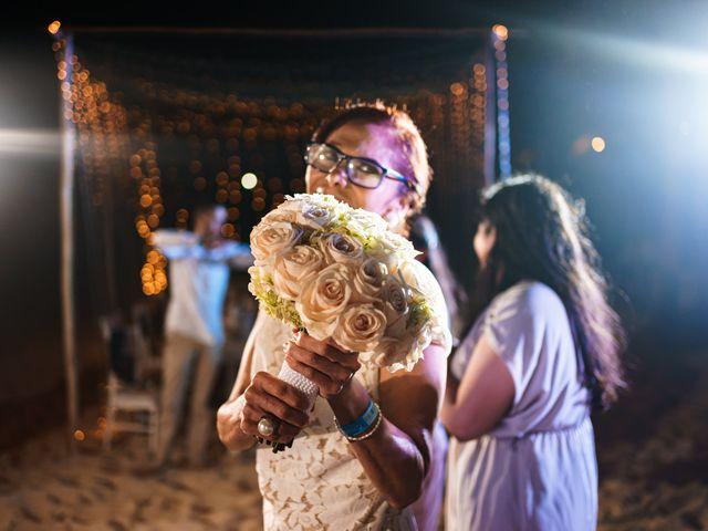 La boda de Gaby y Daniela en Cancún, Quintana Roo 87