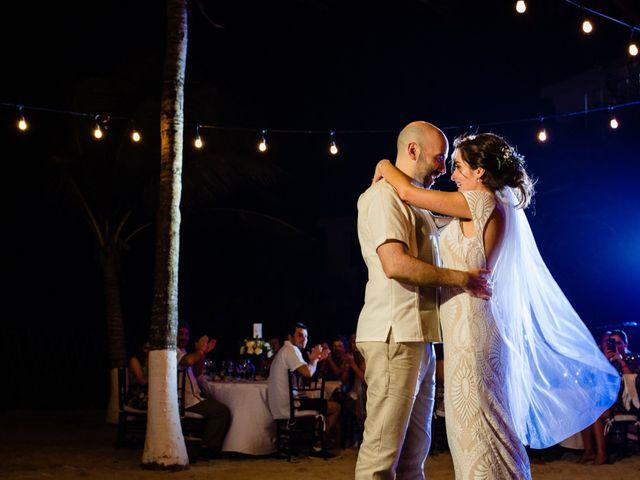 La boda de Hilde y Alex