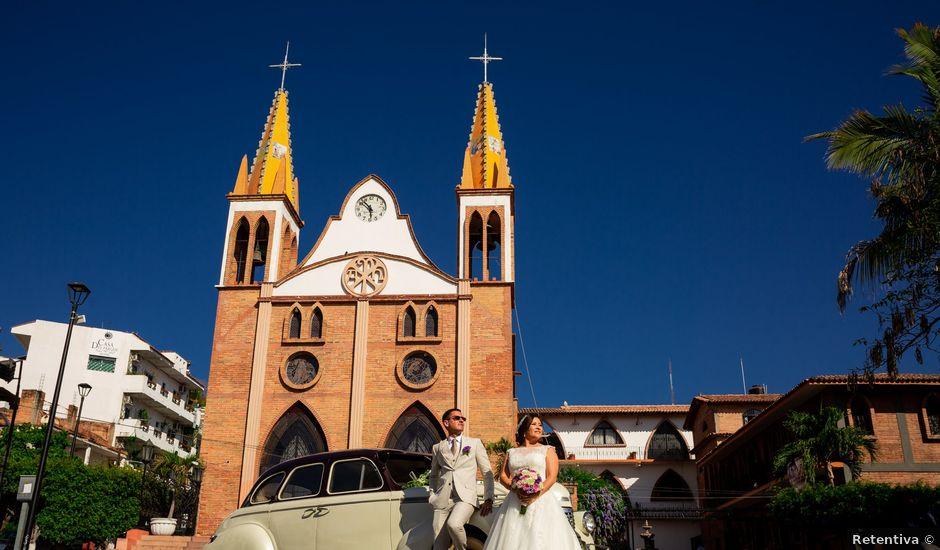 La boda de Karla y Esteban en Puerto Vallarta, Jalisco