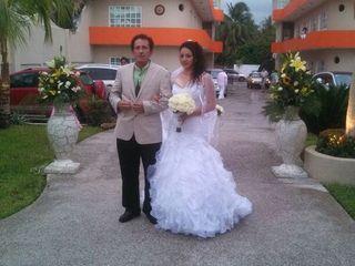 La boda de José Carlos  y Dania 3