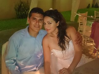 La boda de José Carlos  y Dania