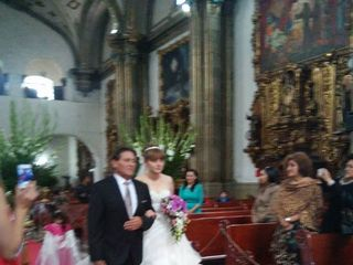 La boda de Alfredo y Yvonne 2