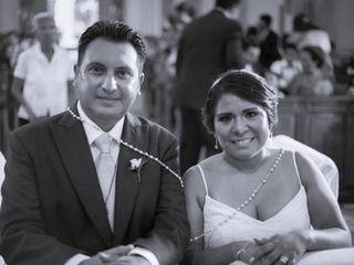 La boda de Alejandra  y José Luís