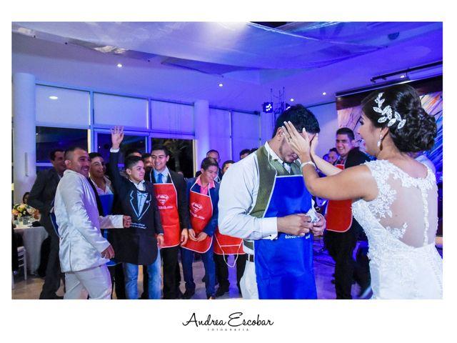La boda de Daniel y Gissel en Mazatlán, Sinaloa 30