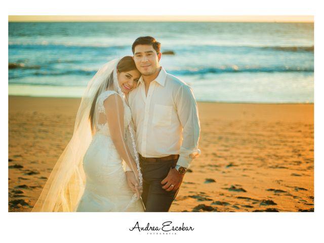La boda de Daniel y Gissel en Mazatlán, Sinaloa 1
