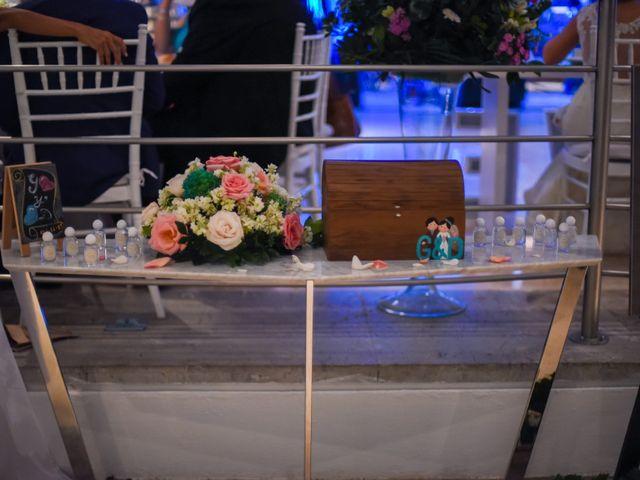La boda de Daniel y Gissel en Mazatlán, Sinaloa 43