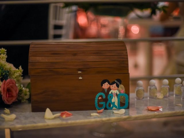 La boda de Daniel y Gissel en Mazatlán, Sinaloa 44