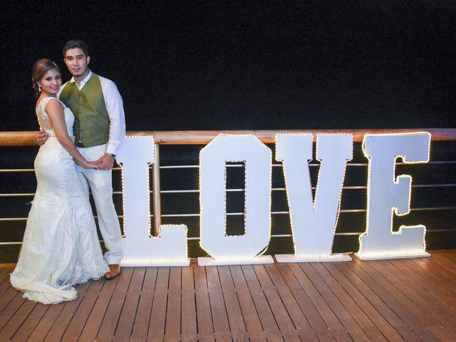 La boda de Daniel y Gissel en Mazatlán, Sinaloa 51