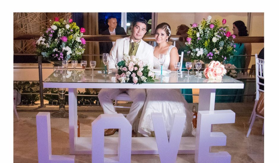 La boda de Daniel y Gissel en Mazatlán, Sinaloa