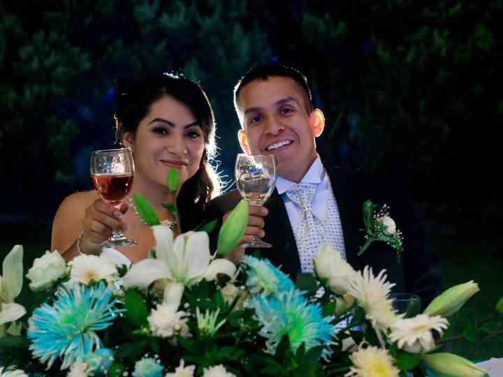 La boda de Rocío y Omar