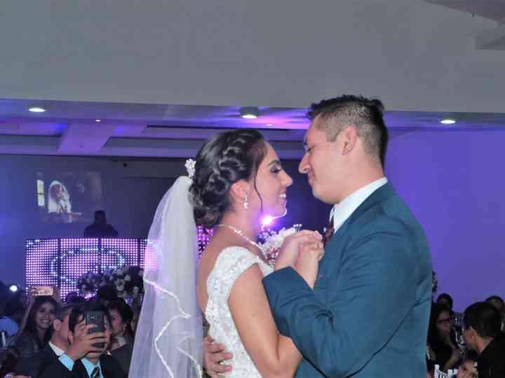 La boda de Óscar y Diana