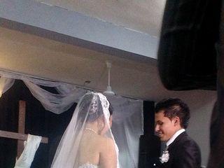 La boda de Nayelli y Osvaldo 2